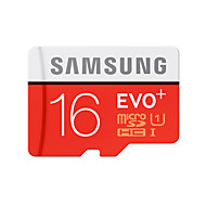 Samsung 16GB 마이크로 SD 카드 TF 카드 메모리 카드 UHS-1 CLASS10 EVO Plus EVO+