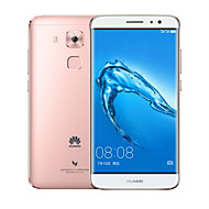 "HUAWEI Maimang 5 5.5 "" Android 6.0 4G smartphone (Dobbelt SIM Octa Core 16MP 4GB + 64 GB Gyldent Lyserød)"