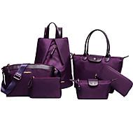 Damer Nylon Fritid / Friluft bag Sets
