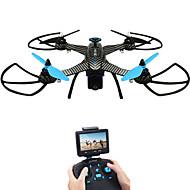 Dronă JJRC X1G 4CH 6 Axe Cameră HD 2.0MPFPV Iluminat LED Failsafe Zbor De 360 Grade Acces în Timp Real Footage Planare Avertizare Baterie