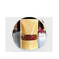 alumiinifoliota voimapaperisäkkiä, omatekoinen, itseluottamusta, elintarvikkeiden pakkaaminen, pakkaus kymmenen, 9 * 14 + 3cm