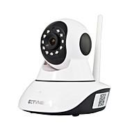 cctvman wifi vezeték nélküli kamera 720p pan tilt forgás éjjellátó ir ONVIF cctv megfigyelő kamera okostelefon