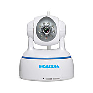 Homedia® 1080p wifi cámara ip 2.0mp full hd inalámbrico p2p onvif ptz sd noche móvil vista (android y ios)