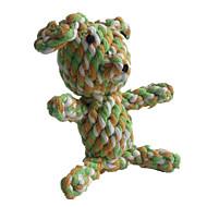 Zabawka dla kota Zabawka dla psa Zabawki dla zwierząt Zabawki do żucia Zabawka do czyszczenia zębów Lina Tkany Świnka Tekstylny