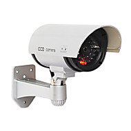 KingNEO 1pc Outdoor Fake/Dummy Camera for Security Waterproof CCTV Surveillance