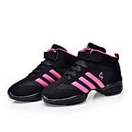 Sapatos de Dança(Rosa / Dourado) -Feminino-Não Personalizável-Jazz / Tênis de Dança / Moderna