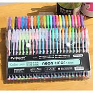 48 Color Color Fluorescent Pen(48PCS)