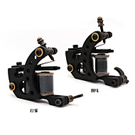 Iron Coil Tattoo Machine Set For Liner And Shader