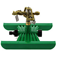 automatiske roterende sprinkler / automatisk rotering puls sink legering waterbird