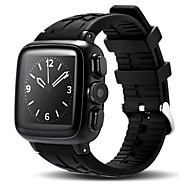Multi-function UC08 Android 4.4 3G  Sim Card Reloj Inteligente Android Support IP67 GPS Heart Rate Monitor WiFi Bluetooth Smart Watch