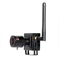 draadloze wifi mini ip camera ONVIF kleinste wifi ip camera 2.8-12mm handmatige varifocal zoomlens 960p hd 1.3MP