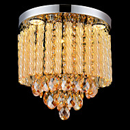 Modern Crystal Ceiling Lights for Restaurant Living Room Decoration