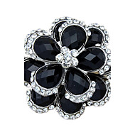 Women's Brooches Simulated Diamond Jewelry Wedding Party Daily Casual