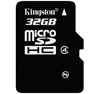 Kingston 33GB 마이크로 SD 카드 TF 카드 메모리 카드 CLASS4