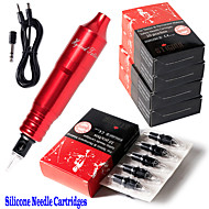 solong tattoo tattoo pen roterende tattoo machine Cheyenne Hawk kit 50st naalden cartridges em105a-2