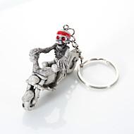 Η Ευρώπη και οι Ηνωμένες Πολιτείες υψηλής ποιότητας ποιότητας μπρελόκ δημιουργική boutique σκελετό μοτοσικλέτα για να κρεμάσει ένα μπρελόκ