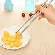 Rustfrit Stål 304 spisepinde Chopstick