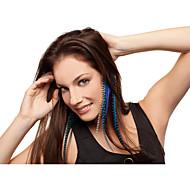 Forme de clip Accessoires pour cheveux En Plumes Perruques Accessoires Pour femme