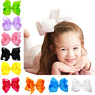 16pcs / set grampos de cabelo bebés headband todder acessórios para o cabelo hairband infantil