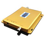 lintratek gsm 3g repeater 900MHz 2100 WCDMA cel signaalversterker dual band repetidor airtel / regelrecht / digicel / Vodafone
