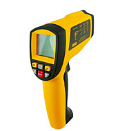 גבוה - טמפרטורת הדיוק תעשייתית מדידת אקדח בטמפרטורה גבוהה מדחום אינפרא אדום