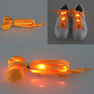 LED Light Up Nylon for Shoelaces Others Blue / Yellow / Green / Pink / Red / White / Navy
