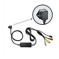 480TVL безопасности в помещении камеры видеонаблюдения камера мини камера-обскура скрытая камера