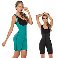 Both Sides One Piece Body Shaper Body Suit Butt Lifter Fitness Slimming Fitness Ultra Sweat Corse