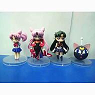 Sailor Moon Sailor Moon PVC 7 Anime Actionfigurer Modell Leksaker doll Toy