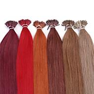 neitsi® cola 20 polegadas 1g / s de fusão 25g I ponta da vara Remy ombre extensões de cabelo humano