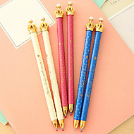 Kruna dizajn olovke (slučajan odabir boje)