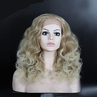Sexy Blonde Lace Front Wig& Full Lace Human Hair Wig Blonde Body Wave 613# Color 100% Unprocessed Human Hair Wig