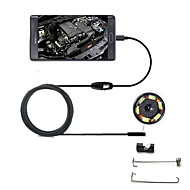 Joyshine 7mm 5m 6LED 2 in 1 OTG Micro USB Video Android Endoscope IP66 Inspection Camera