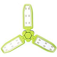 פנסים ותאורה לאוהל אורות בטיחות LED Lumens 3 מצב LED כפתור סוללת ליתיום נטענת גודל קומפקטי קל לנשיאה Wirelessמחנאות/צעידות/טיולי מערות
