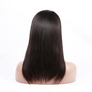 nový přírůstek peruánský panenský vlasy plné třásně paruka lidský vlas Glueless plné krajka paruka s ofinou odbarvené uzly pro černé ženy