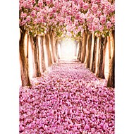 árvore flor fundo Photo cenários de fotografia de estúdio 5x7ft