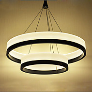 60W Flush Mount ,  Modern/Contemporary / Traditional/Classic Others Feature for LED AcrylicLiving Room / Bedroom / Study Room/Office /