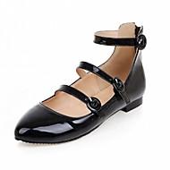 Γυναικεία παπούτσια-Χωρίς Τακούνι-Γάμος Γραφείο & Δουλειά Φόρεμα Καθημερινό Πάρτι & Βραδινή Έξοδος-Επίπεδο Τακούνι-Ανατομικό Πρωτότυπο-
