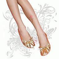Sapatos de Dança(Dourado) -Infantil-Não Personalizável-Latina