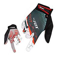 Activiteit/Sport Handschoenen Heren Fietshandschoenen Voorjaar Herfst Winter Wielrenhandschoenen Ademend Slijtvast Snel DrogendLange