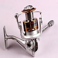 Fishing Reel Spinning Reels 5.2:1 10 Ball Bearings Right-handed Sea Fishing General Fishing-ST6000