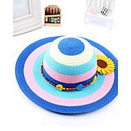 Tyttöjen Hatut ja lippikset,Kesä Puuvilla-Monivärinen