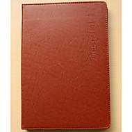18k notebook de negócios material de escritório papelaria