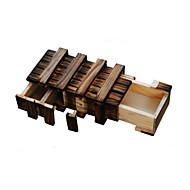 Kong Ming Lock Originalt legetøj Legetøj Træ 8 til 13 år 14 år og op efter