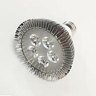 5PCS 5W E26/E27 LED Grow Lights 5 High Power LED3Red 2Blue  450-550 lm AC 85-265 V