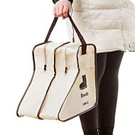 ジッパーブーツプロテクター付きクローゼットキャビン靴カバーブーツ主催サックstoraging袋をぶら下げポータブル靴保存袋