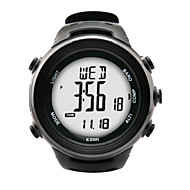 sport klokker menn mote uformell høydemåler barometer kompass se Relogio masculino ezon h011e11