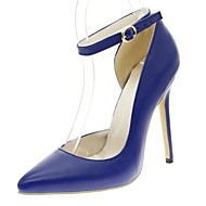 Women's Heels Spring Summer Fall Winter Other Slingback Comfort Novelty PU Synthetic LeatheretteWedding Office & Career Party & Evening