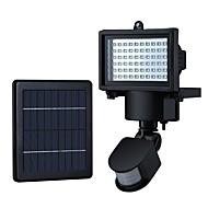 Household Solar Lamp Infrared Human Body Induction Garden Lamp Corridor Lamp 60LED Paster Light Night Light