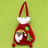 Lahjapaketit Valoton Holiday tekstiili joulukoristeita